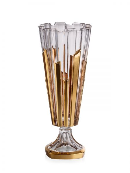 Bolero footed vase 405 Piano